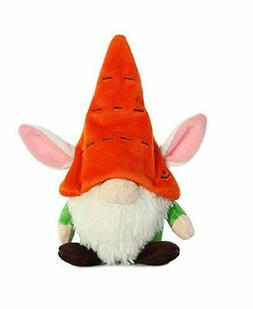 "NWT 15"" THE GNOMLINS AURORA CARROT TOP GNOME EASTER BUNNY"