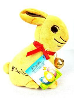 NWT Lindt Chocolate Plush Easter Bunny Rabbit Stuffed Animal