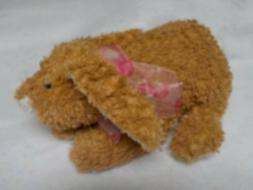 NWT Mary Meyer Soft Cuddly Easter Bunny Corky Cottontail Rab