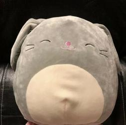 """NWT Squishmallow  The Easter Bunny 8"""" Plush Pillow Toy by Ke"""