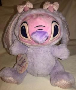 NWT Disney Store Angel Bunny Plush 10 1/2'' LILO and Stitch