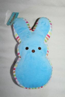 peep 9 plush easter blue bunny bean