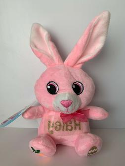 Personalized Stuffed Easter Bunny Plush