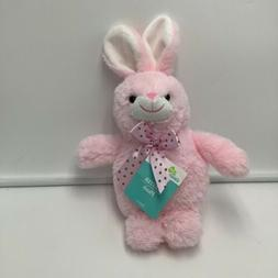 Dan Dee Pink Bunny Rabbit Plush Soft Toy New Stuffed Animal