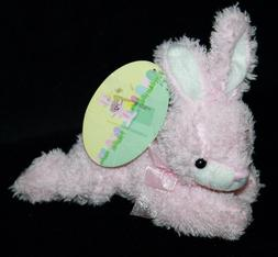 """Best Made Toys Pink Plush EASTER BUNNY RABBIT 8"""" Soft Toy St"""