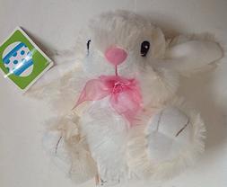 Plush Bunny Rabbit Floppy Ears Ivory Easter Toy Stuffed Anim