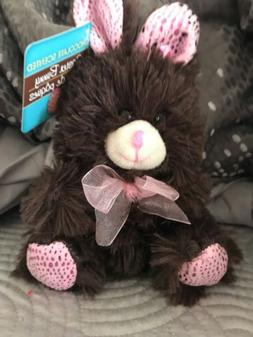 Plush Easter bunny Chocolate scented new