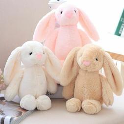 Plush Easter Bunny Stuffed Animal Toy 25cm Soft Rabbit Flopp