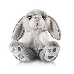 "MY OLI 8"" Plush Rabbit Floppy Ear Sitting Bunny Stuffed Anim"