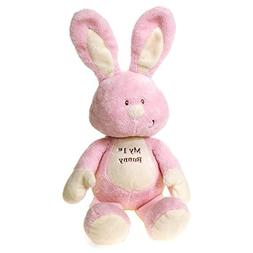 Plush Soft Stuffed Cuddly Cute Easter Bunny Rabbit -My 1st B