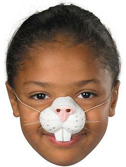 Rabbit Nose Facial Piece for Halloween Costume