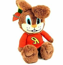 "Reeses Peanut Butter Reester Bunny Brown 16"" Easter Plush St"