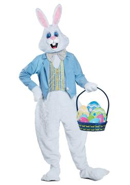 California Costumes Deluxe Easter Bunny Costume Adult Men