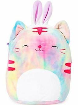 "Squishmallow 8"" Easter Bear Bunny 2020 Rare Limited Editio"