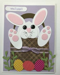 Stampin' Up! Bunny In The Basket Easter Card Kit