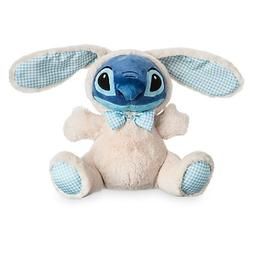 "STITCH EASTER BUNNY PLUSH 10 1/2"" NWT GENUINE AUTHENTIC DISN"