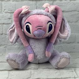 Disney Store Angel Bunny Plush 11'' LILO and Stitch Gift Eas
