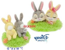 "Disney Store Thumper and Miss Bunny Mini Plush 6.5"" H Easter"