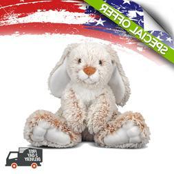 "Stuffed Rabbit Plush Animal Soft Kids Toys 9""H x 10""L x"