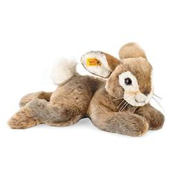 Steiff Super Soft and Cuddly Baby Bunny, in Brown