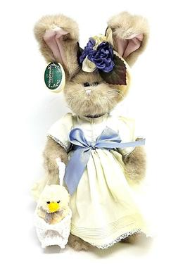 THE BEARINGTON COLLECTION TULIP BUNNY AND DUCKY - NEW ~ EAST
