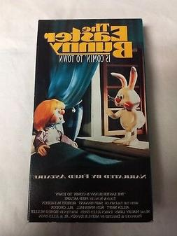 The Easter Bunny is Comin' to Town DVD New Sealed Narrated b
