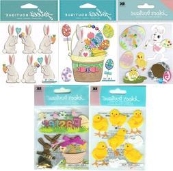 U CHOOSE Jolee's EASTER Stickers Spring Bunny Bunnies Chicks