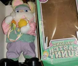 Vintage Telco Motionette's Easter Bunny walks, 3-songs NEW w