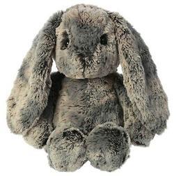"Aurora World Inc. Nova Grey Bunny - 12"" Stuffed Animal Plush"